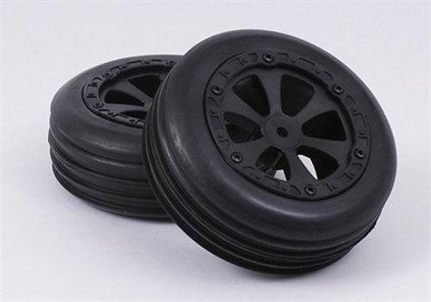 Front Tire - BS709-001 - Rcbilen.no