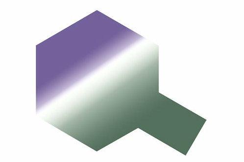 PS-46 Iridescent Purple/Green. Polycarbonate Spray Tamiya 86046 - Rcbilen.no