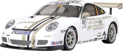 PORSCHE 911 GT3 CUP08 (TT-01E) Tamiya 47429 - Rcbilen.no