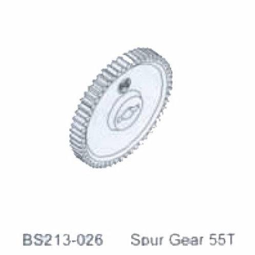 Spur Gear 55T BS213-026 - Rcbilen.no