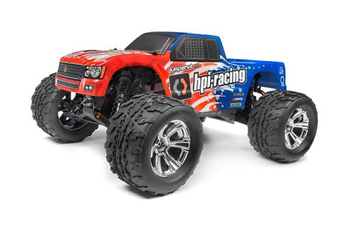 HPI Jumpshot Monster Truck V2.0 2WD RTR - Rcbilen.no