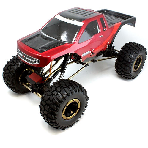 RedCat Everest-10 Rock Crawler Red - RTR - Rcbilen.no