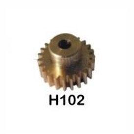 H102 HBX Motor Pinion 23T - Rcbilen.no