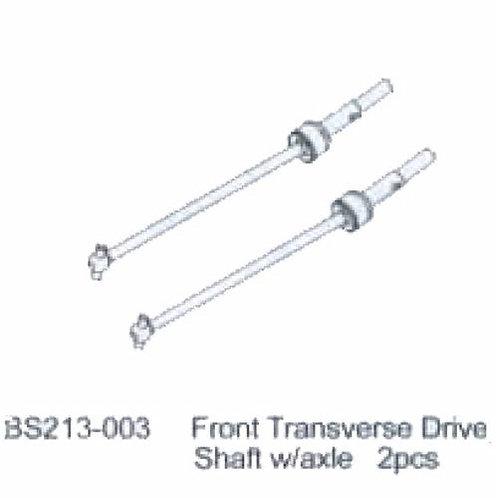 Front transverse drive shaft BS213-003 - Rcbilen.no
