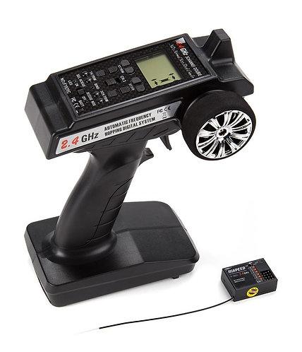 HSP Radio for Crawler - 2.4G inkl. mottaker - Rcbilen.no