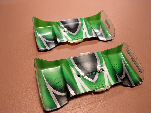 6588-B006 OFF ROAD BUGGY WING GREEN