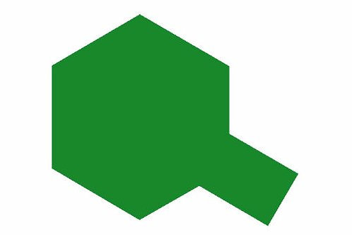 PS-17 Metallic Green. Polycarbonate Spray Tamiya 86017 - Rcbilen.no