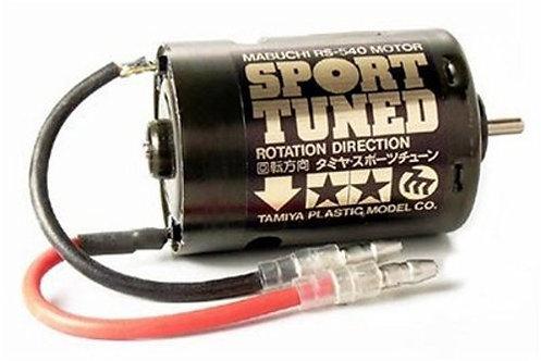 RS540 Sport-Tuned motor - Tamiya 53068 - Rcbilen.no