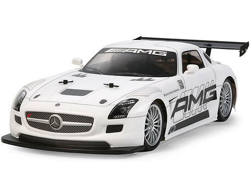 MERCEDES SLS AMG GT3 (TT-02) Tamiya 58566 - Rcbilen.no