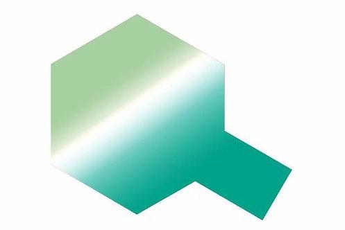 PS-800 Iridescent Blue/Green. Polycarbonate Spray Tamiya 89912 - Rcbilen.no