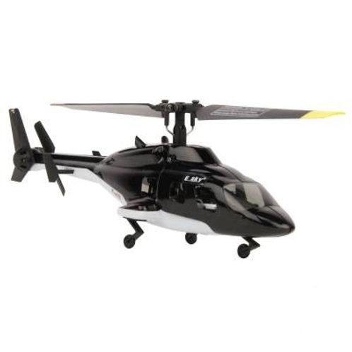Airwolf F150 V2 RTF Helicopter Mode 2 - Rcbilen.no
