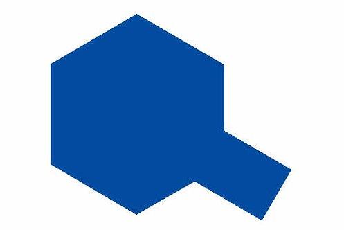 PS-4 Blue Polycarbonate Spray Tamiya 86004 - Rcbilen.no