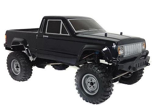 HSP Pickup Trail Rider Black - Komplett - Rcbilen.no