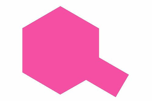 PS-29 Fluorescent Pink. Polycarbonate Spray Tamiya 86029 - Rcbilen.no