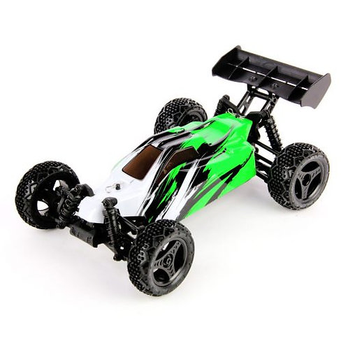 HBX 1:18 RTR ELECTRIC 4WD GALLOP BUGGY GREEN - Rcbilen.no