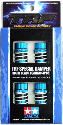 TRF SP DAMPER HARD BLAK COAT Tamiya 42102 - Rcbilen.no