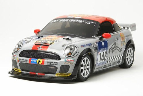 MINI JCW COUPE (M-05) Tamiya 58520-Zoo