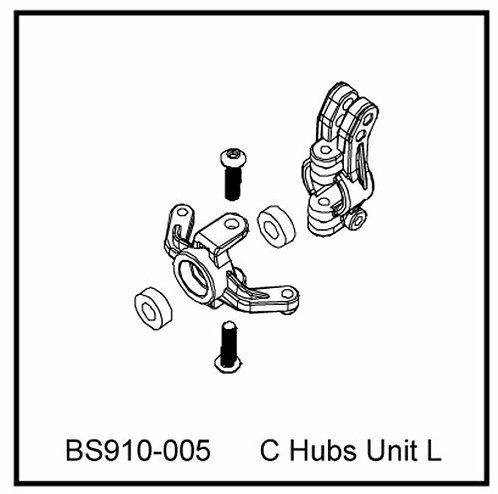 C Hubs unit L - BS910-005 - Rcbilen.no