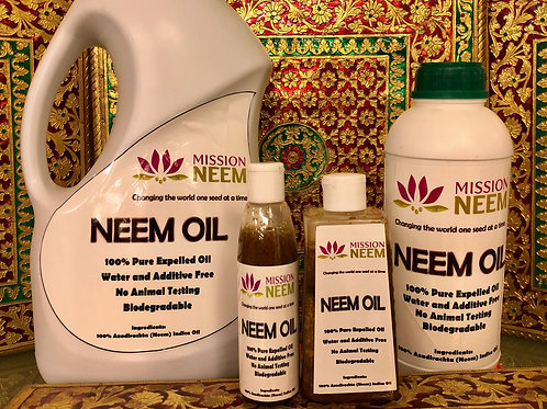 Mission Neem Neem Oil