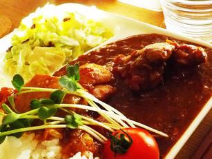 今年最初の漢方ごはん料理教室開催♪スパイシー漢方カリー