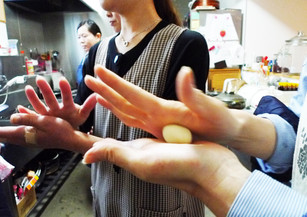 2ndステージスタート!まずは大人気「漢方餃子の会」