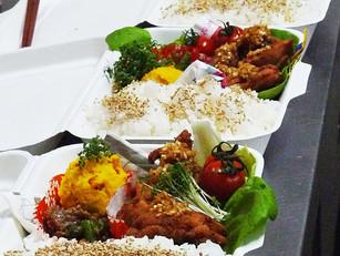 漢方から揚げ弁当☆漢方ごはんプレ料理教室、1日目開催♪