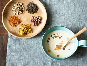 新しい自分を内側からデザインする 漢方茶づくりワークショップ
