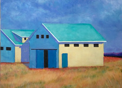 Teal Roof