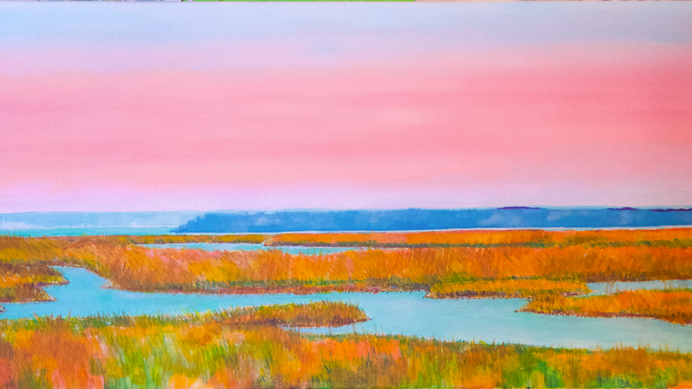 Connecticut Salt Marsh