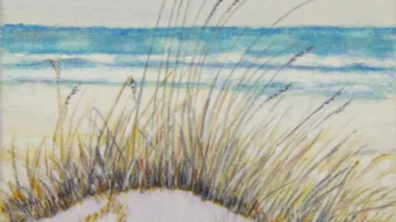 Winter Sea Grass