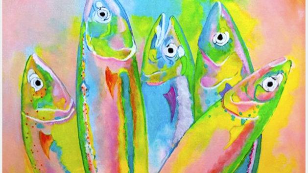 Neon Fish