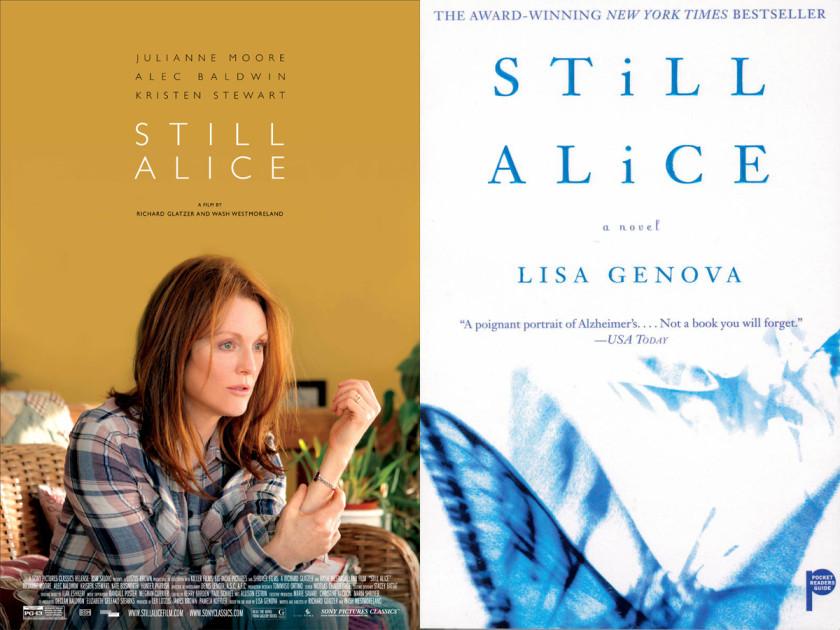 Still Alice cinema Cles