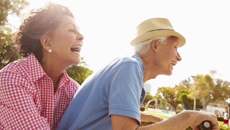 Benessere anziani Trento