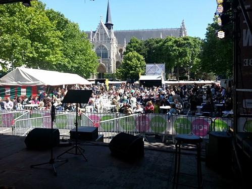 Brussels Jazz Marathon Festival