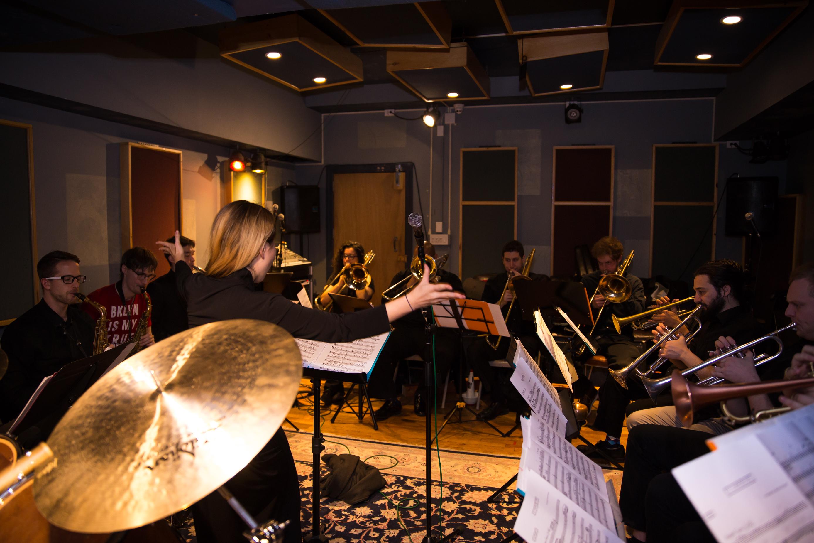 New York Honey and Ginger Big Band