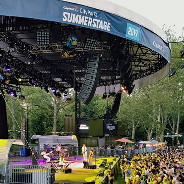 NYC Summer Stage 2019