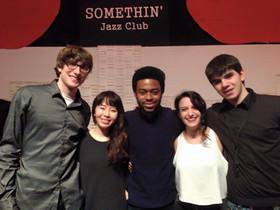 Somthing Jazz club 2015