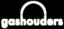 Logo en tekst wit - Transparante achterg