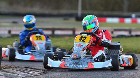 Race Report from Whilton Mill