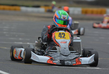 Mad-Croc Wins at Kimbolton!