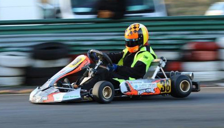 Double Junior Max Champion chooses Mad-Croc for 2015