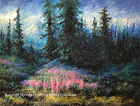 Summer Morning Fireweed.jpg
