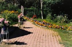 The Brick Path