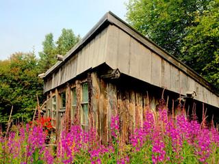 The Homestead Cabin