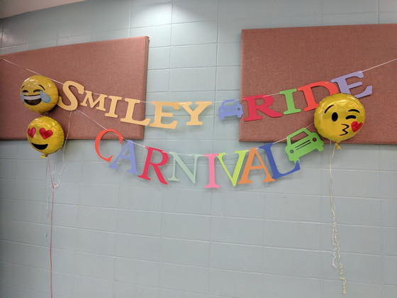 Smiley Rides Project