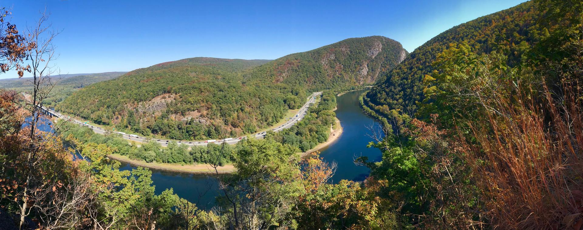 Mt Minsi, Delaware Water Gap, PA
