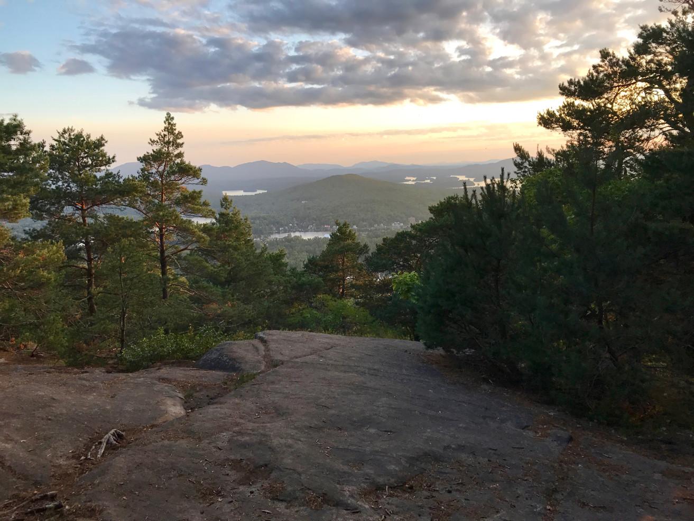 Mount Baker, Saranac Lake, NY