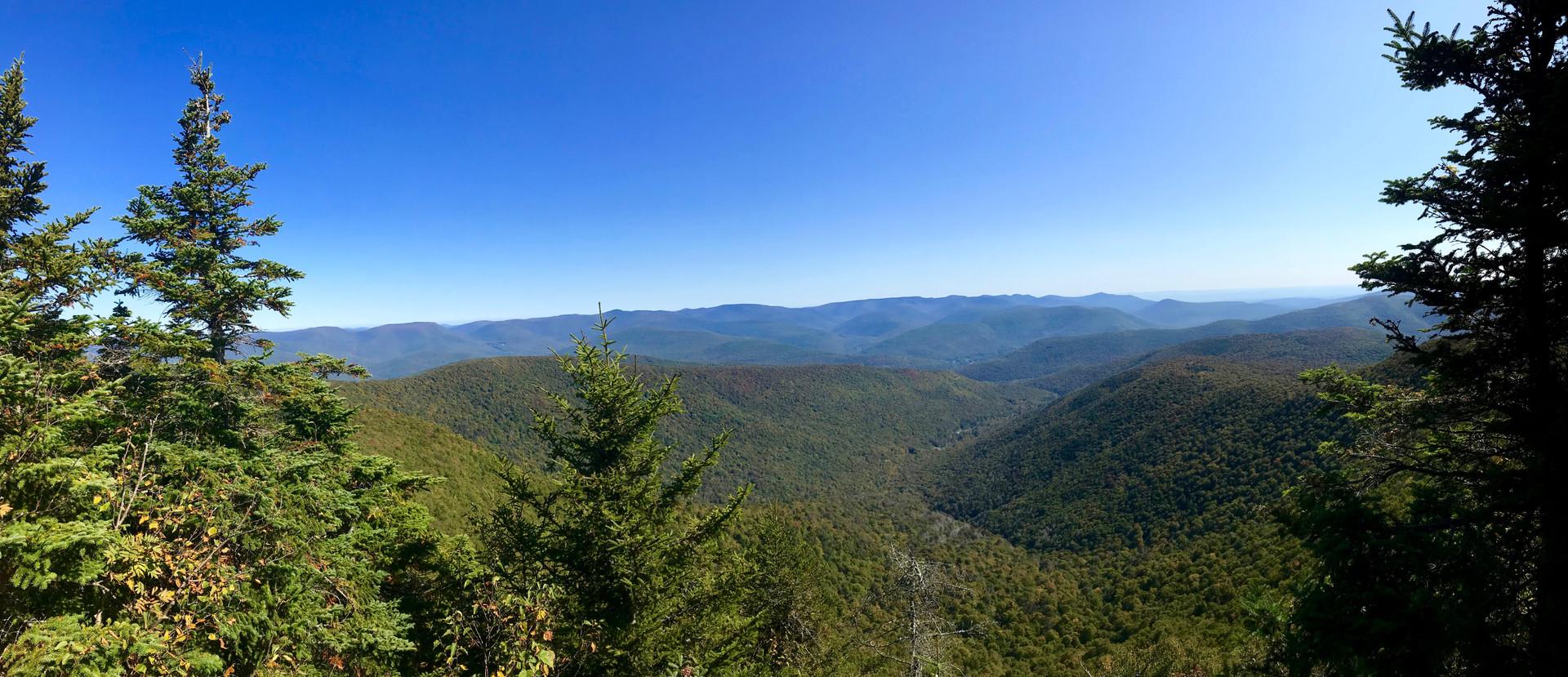 Panther Mountain, Catskill Mountains, NY