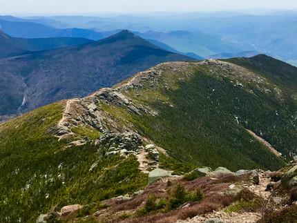 Franconia Ridge Trail, NH