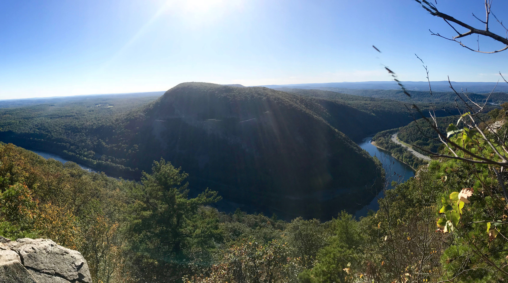 Mt Tammany, Delaware Water Gap, NJ